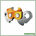 "Forester 3/8"" .050 Carbide Insert Chain - (BIG 3/8"")"