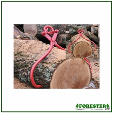 """Forester 32"""" Jaw Opening Steel Skidding Tongs"""