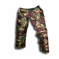 "Forester Camo 37"" Apron Style Chain Saw Chaps"