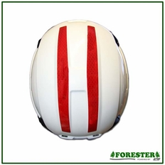 Forester Arborist Helmet 3M Reflective Stripe Decals