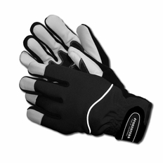 Forester Black Heavy Duty Insulated Winter Work Glove - #Fogl0423