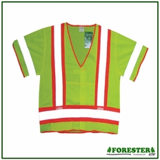 Forester Class-3 Non Tear-away Safety Vest - Vest14