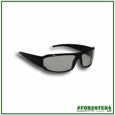 Forester Retro Frame Safety Glasses - Clear or Tinted