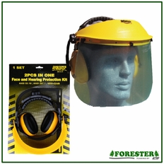Forester Clear Shield System With Muffs #Woodys856cs