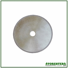 """Forester 5-3/4"""" x 22mm x 1/8"""" Diamond Grinding Wheel For Carbide Saw Chain"""
