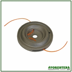 Forester Dual Line Trimmer Head #Fort1104