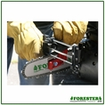 Forester Bar Mount Chainsaw Filing Guide