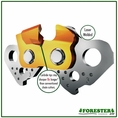Forester Full Tooth Carbide Chain Loops