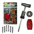 Forester Long Barrel Chainsaw Wrench W/ Exchangeable Bits