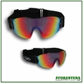 Forester Mirrored Tinted Shatterproof Goggles