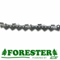 """Forester Non-Safety Semi Chisel Chain Saw Chain - 1/4"""" Pitch - .050 - 49DL"""