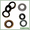 Forester Oil Seal 2 Pc Set #Fo-0196