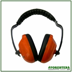 Forester Orange Ear Muffs - #Formo