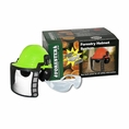 Forester Packaged Forestry Helmet - Safety Green