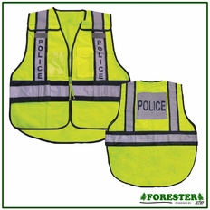 Forester Police Safety Vest - #Vest26
