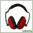 Forester Red Ear Muffs - #Formr