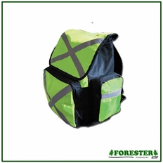 Forester Reflective Backpack - Safety Green