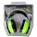 Forester Safety Green Ear Muffs - #For3664sg
