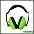 Forester Safety Green Ear Muffs - #Formsg