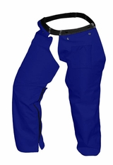 Forester Trimmer Trousers Chaps - Blue