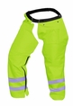 Forester Trimmer Trousers Chaps - Safety Green