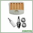 Forester Tune-Up Kit for Husqvarna Chainsaws - 346XP, 353