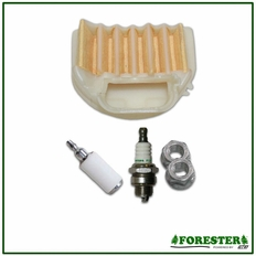 Forester Tune-Up Kit for Husqvarna Chainsaws - 455, 460