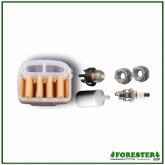 Forester Tune-Up Kit for Husqvarna Chainsaws - 555, 556, 560XP