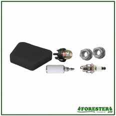 Forester Tune-Up Kit for Poulan Chainsaws - 1000, 2000, Series P350, P351