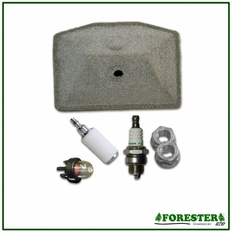 Forester Tune-Up Kit for Poulan Chainsaws - PRO 3400, 3700, 3800