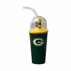 Green Bay Packers Animated Mascot Cup