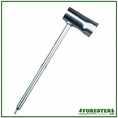 """Forester 7"""" Torx Wrench - 25 Torx Head"""