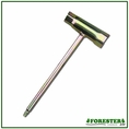 """Forester 9"""" Torx Wrench - 27 Torx Head"""