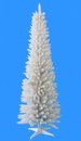 Jolly Workshop 6' Pencil White Tree 320 Tips (MKPT-15)