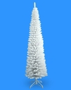 Jolly Workshop 7' Pencil White Tree 400 Tips (MKPT-16)