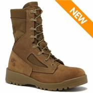 Belleville 500 Waterproof Olive Tan Military Boot - USMC