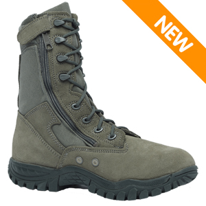 Belleville 612 Z Men's USAF Hot Weather Tactical Side Zip Military Boot