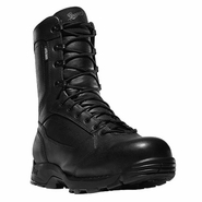 Danner 43031 Striker Torrent Side-Zip 8in Black Leather Uniform Boot