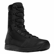 Danner 50120 Tachyon 8in Black Hot Weather Uniform Boot