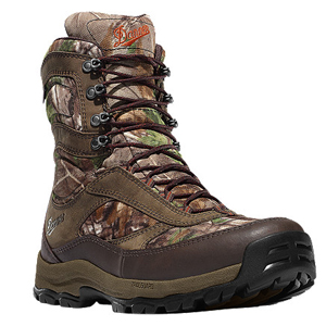 Danner 46222 High Ground 8in Realtree Xtra Green Hunting Boot