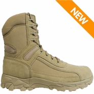 McRae 3724 Men's Freedom Hot Weather Desert Tan Military Boot