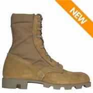 McRae 8190 Men's Hot Weather OCP ACU Coyote Brown Military Boot w Panama Outsole