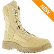 Reebok CM8800 Men's Krios Waterproof Desert Tan Military Boot
