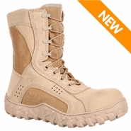 Rocky RKYC028 S2V Men's Desert Composite Toe Tactical Military Boot