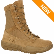 Rocky RKYC042 Men's Coyote Brown OCP ACU Lightweight Commercial Military Boot