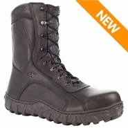 Rocky S2V Flight Ops Steel Toe Black Tactical Boot (6202)