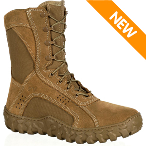 Rocky S2V RKC050 Men's Coyote Brown OCP ACU Military Boot
