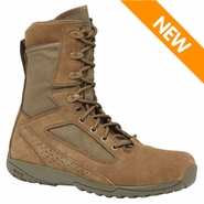 Tactical Research TR115 MiniMil Transition Ultra Light Olive Tan Boot