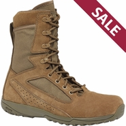 Tactical Research TR115 MiniMil Transition Men's Ultra Light Olive Tan Boot