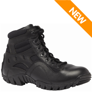 Tactical Research TR966Z CT Khyber Side Zip Comp Toe Black 6in Boot